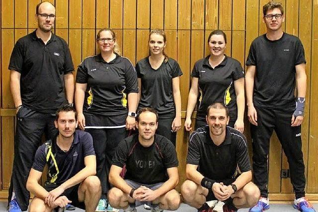 Freude über Aufstieg in die Landesliga
