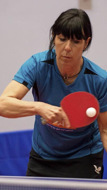 <BZ-FotoAnlauf>Tischtennis-Badenliga:<... Eise vom ESV Weil II hofft aber noch.    Foto: markus Schächtele
