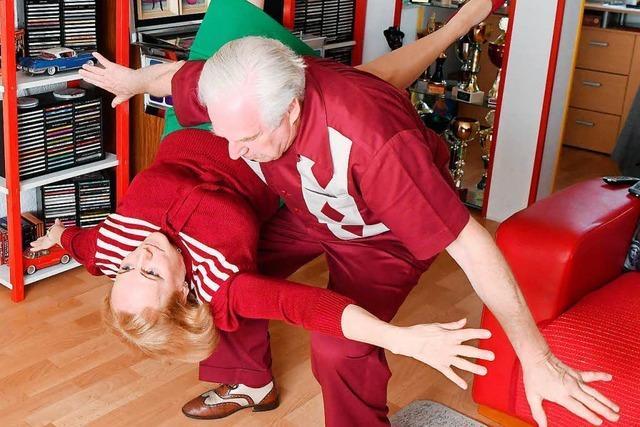 Badisches Rentnerpaar landet Internet-Hit mit Tanzeinlage