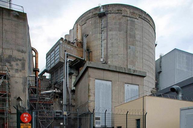 Atomkraftwerk Fessenheim bleibt nach Panne weiter abgeschaltet
