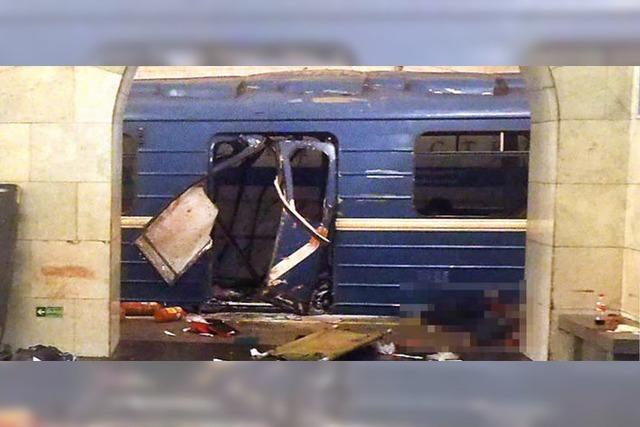 Bombe steckte in der Aktentasche