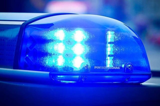 Unfall auf Parkplatz in Bad Säckingen – Polizei ermittelt