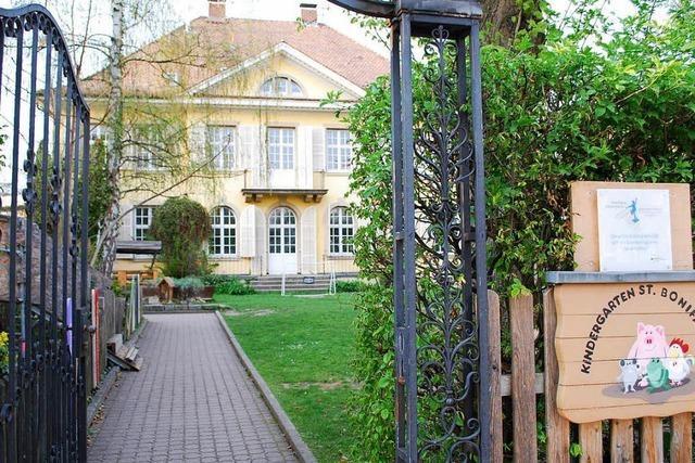 Umbau von Haus Lioba und Bonifatiushaus in Lörrach soll die Hälfte kosten