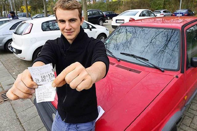 Teure Parkplätze kosten manche Azubis Hälfte ihres Gehalts
