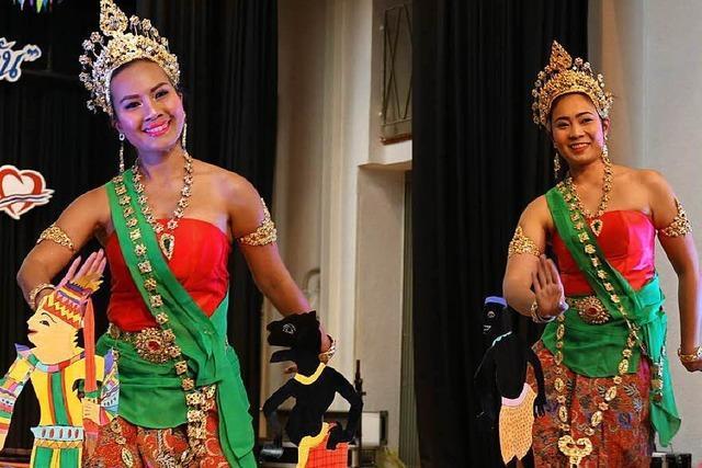 Buntes Thaifest in Kollnau zugunsten dreier Schulen