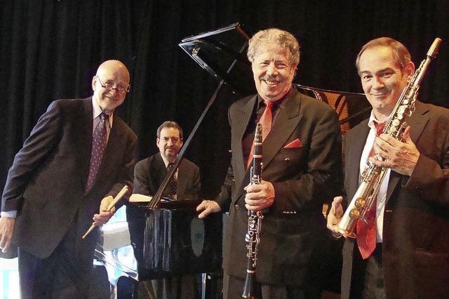 Reimer von Essens International Trio feat. Olivier Franc im Lörracher Jazztone