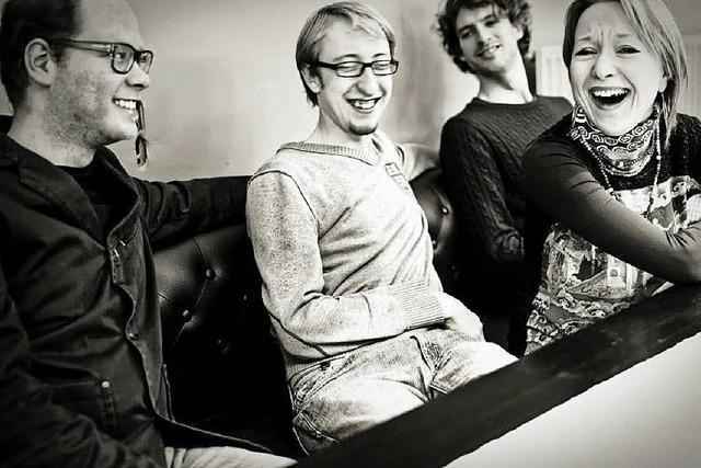 Tamara Lukasheva Quartett bringt Klangwelt aus ukrainischem Folk, europäischem Modern Jazz und zeitgernössischer Klassik in den Spitalkeller in Offenburg