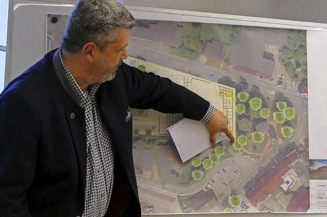Bürgermeister befürwortet Konzept für neuen Schmidt's Markt
