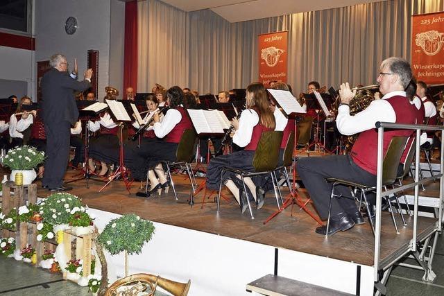 Gala für einen beliebten Dirigenten