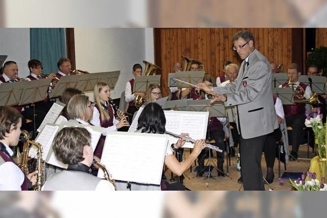 Vielseitiges Konzert in Harpolingen