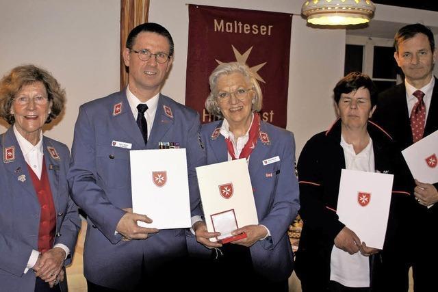 Malteser unter neuer Führung