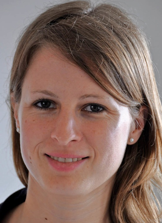 Karin Eberle  | Foto: Daniel Gramespacher