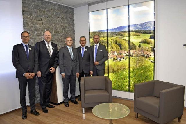 Volksbank: In Treue zum guten Standort