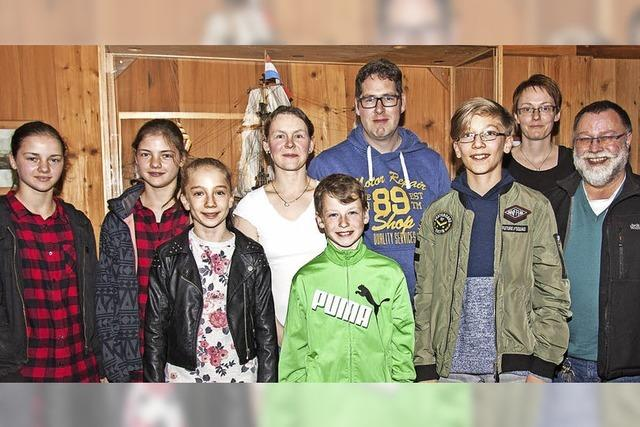 Sportverein Kappel knackt die 500er-Grenze