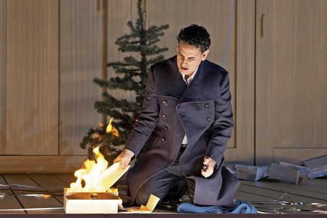 "Tatjana Gürbaca inszenierte Jules Massenets ""Werther"""