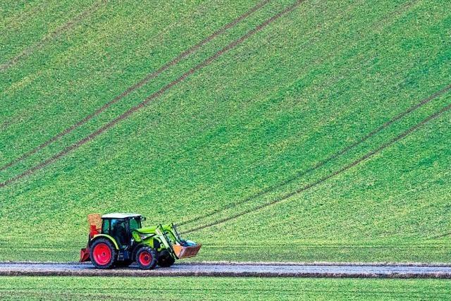 Landwirtschaftliche Rentenbank zahlt drauf