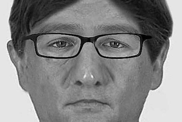 Mordfall Carolin G.: Polizei sucht mit Phantombild nach unbekanntem Mann