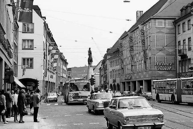 Vor vierzig Jahren fuhren auf der Kajo noch Autos