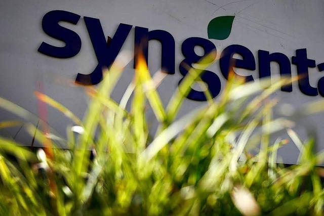 Syngenta in Basel: US-Wettbewerbsbehörde gibt Okay