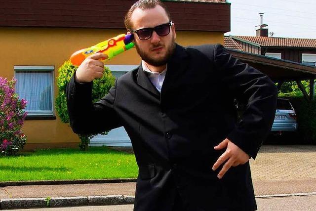Rheinfelder Rapper Thomas Damager bringt zweites Album heraus