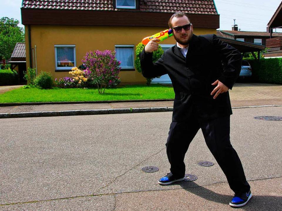 Ein knallharter Typ:  Thomas Damager  | Foto: Privat