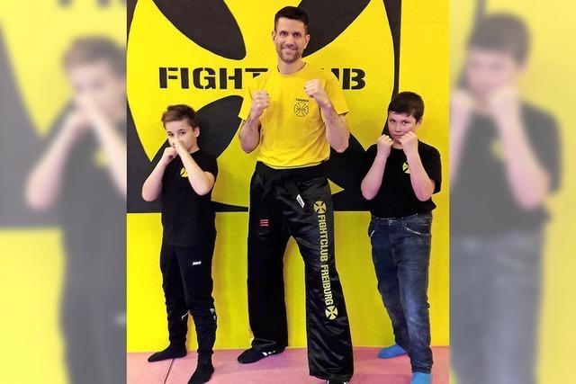 Sportliche Form von Karate
