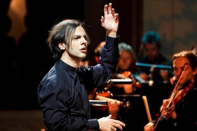 Teodor Currentzis wird Chefdirigent des SWR-Symphonieorchesters