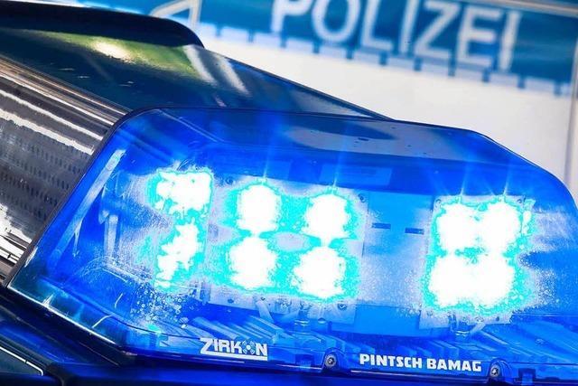 Täter bei Einbruch in Wohnmobil festgenommen
