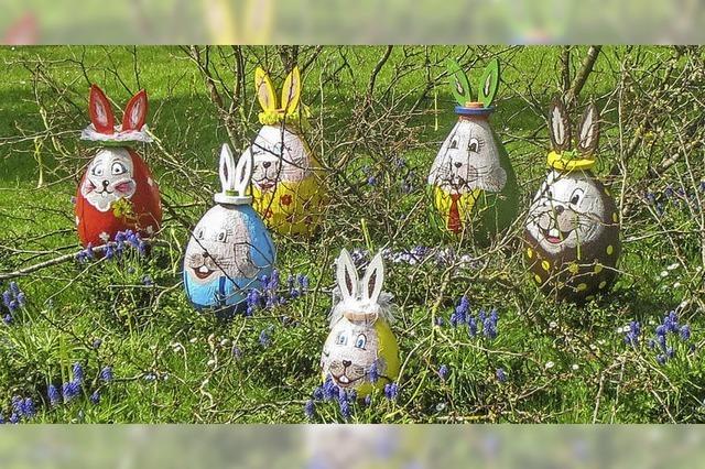 Was geht an Ostern?