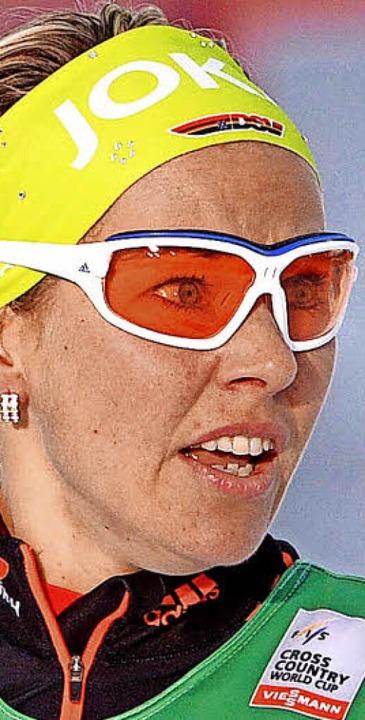 Die Schwarzwälder Ski-Asse haben Sende...sler, Fabian Rießle und Daniela Maier   | Foto: dpa (3), Ruh, Scheu