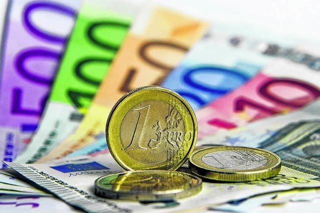 Unerwarteter Geldsegen für Riegel