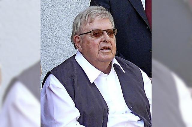 Pfarrer Höferlin ist in Reute verstorben