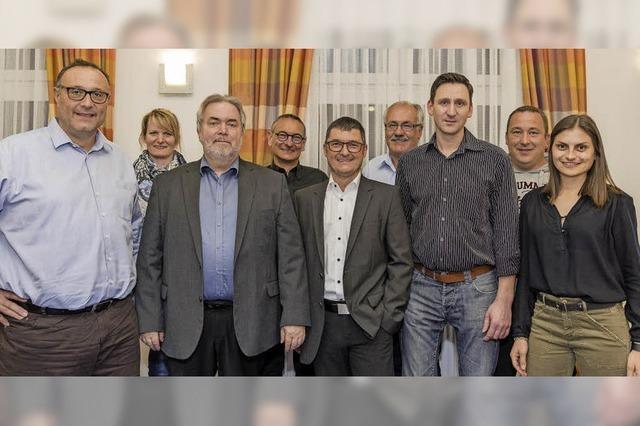 Reiner Metzger führt Gewerbeverbund