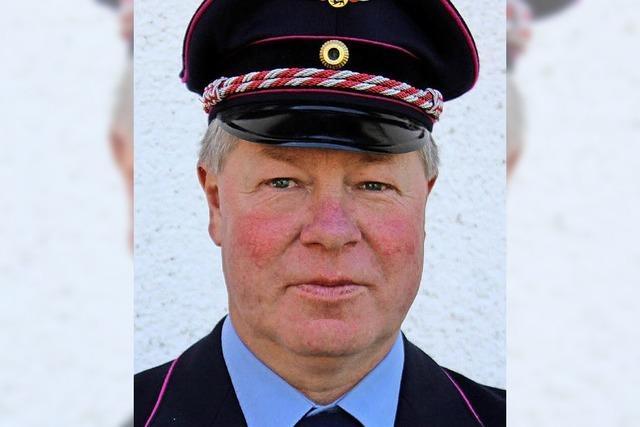 Neuer Feuerwehrchef in Schönenberg