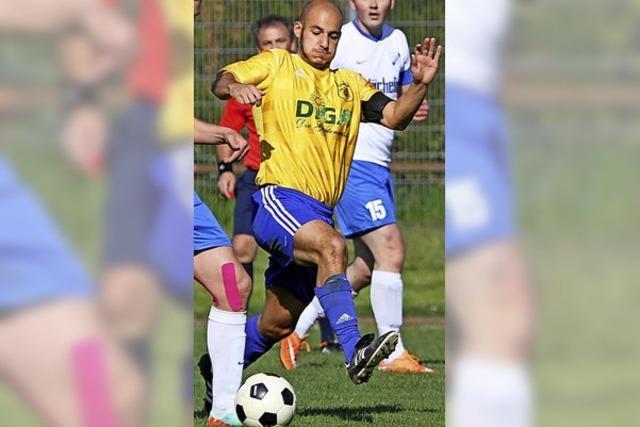 Ein selten gewordener Typus im Fußball