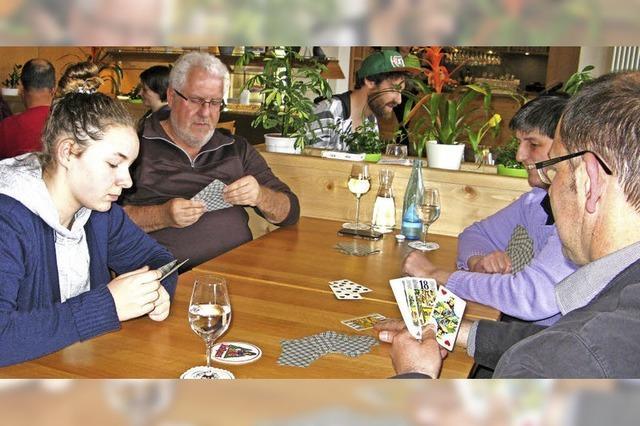 Cego-Spiel verbindet Generationen