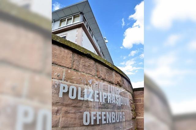 Ein Abschied mit Knalleffekt sorgt für Wirbel im Polizeipräsidium