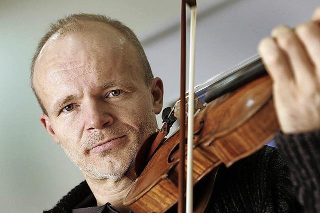 Violinistische Zeitreise durch die Regio