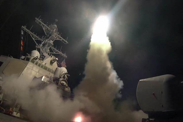 Kreml verurteilt US-Luftschlag – laut syrischer Regierung fünf Tote