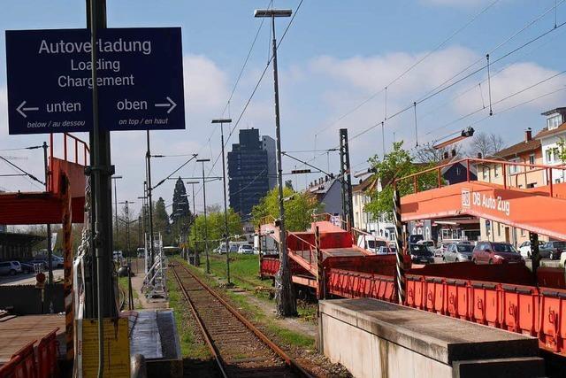 Sieben Fahrzeuge auf Autoreisezug Lörrach-Hamburg geknackt