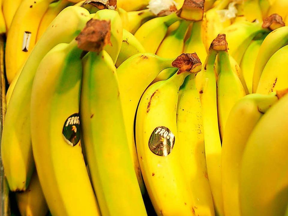 Können Bananen Verstopfungen auslösen oder Durchfall lindern?  | Foto: Kathrin Blum