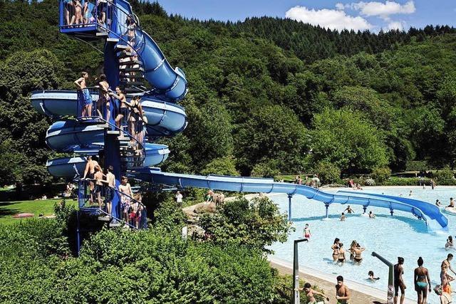 Heute öffnet das Freiburger Strandbad