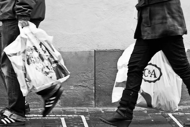 Der ganz große Boom in Südbadens Geschäften ist vorbei