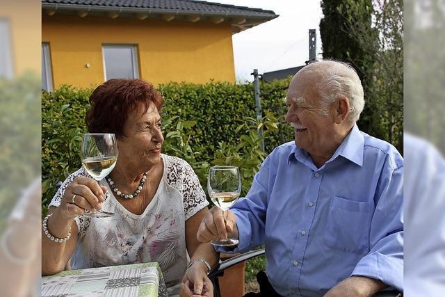 Ehepaar Boos feiern heute goldene Hochzeit