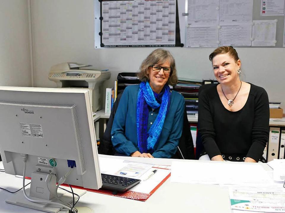 Neue Leiterin der Volkshochschule Kand...steht in der Verwaltung Andrea Voitl.     Foto: Markus Maier