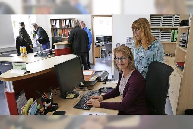 Bürgerbüro kehrt zurück