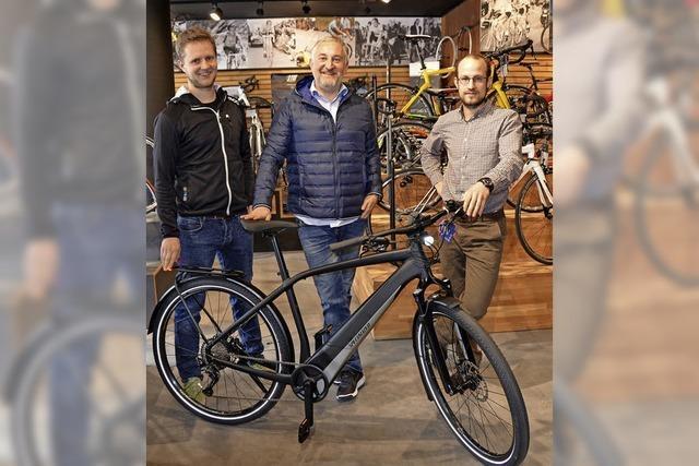 Saisoneröffnung bei der Bike Sport World