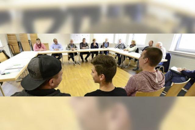 Munzinger Rat setzt sich weiter für Jugend ein