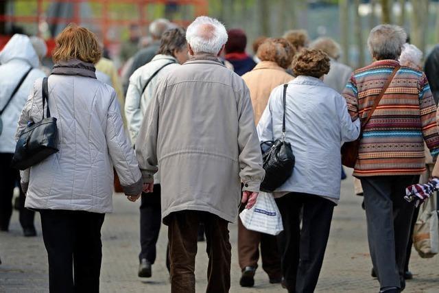 Seniorenbüro des Landratsamts wird um halbe Stelle aufgestockt