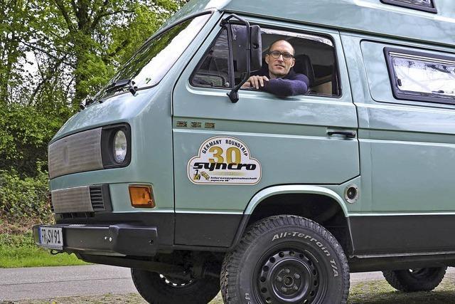 VW-Bus fürs Leben: Warum vier Räder die Freiheit bedeuten